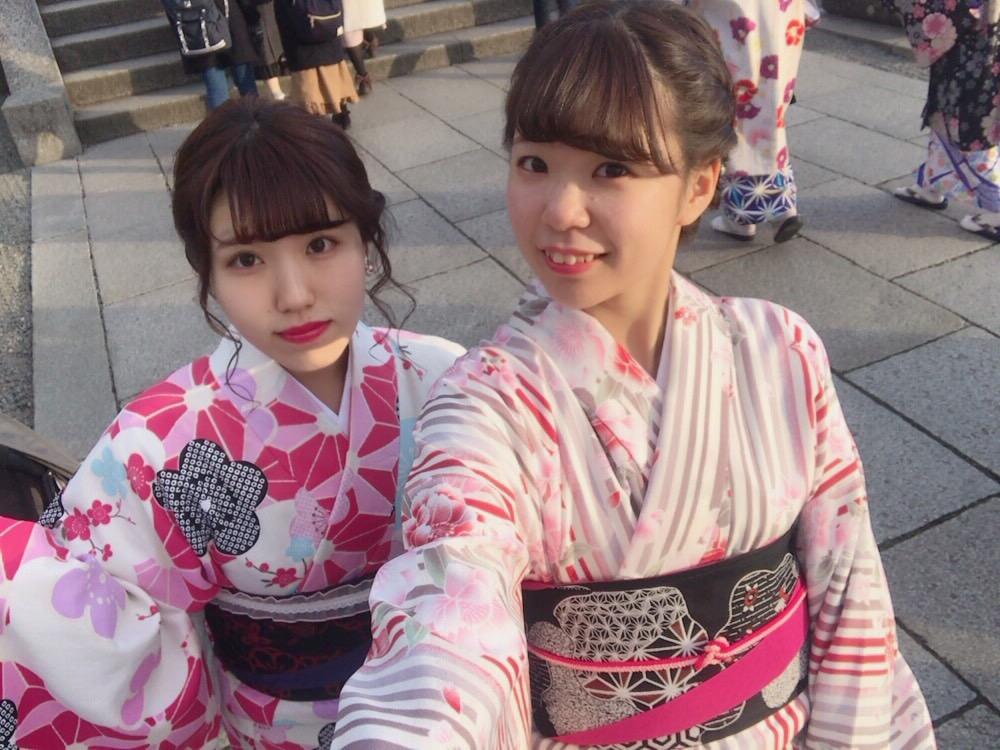 インスタ映えスポットの八坂庚申堂へ♡2018年2月6日1