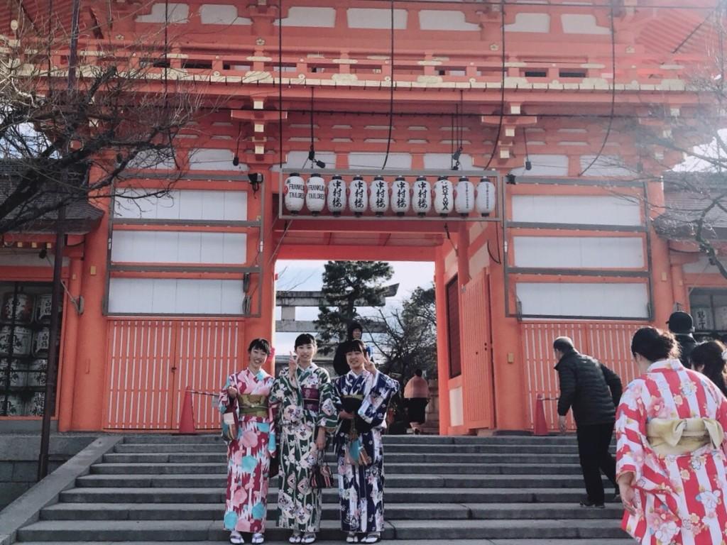 香川からの高校生❣卒業旅行♪2018年2月7日1