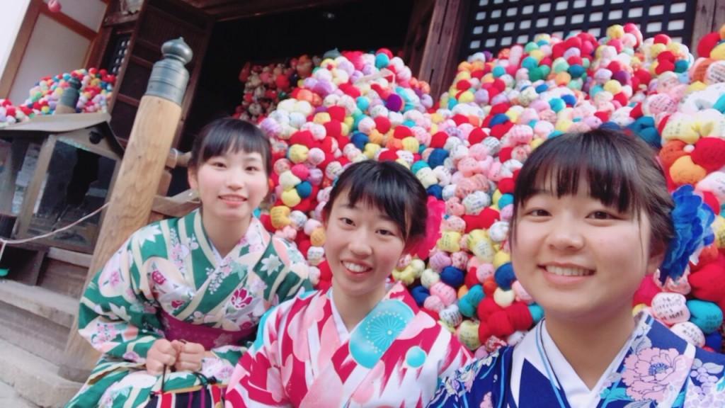 香川からの高校生❣卒業旅行♪2018年2月7日3