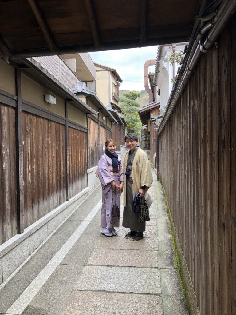 %のマーク❣アラビカ京都並んで来ましたぁ♪2018年2月11日9