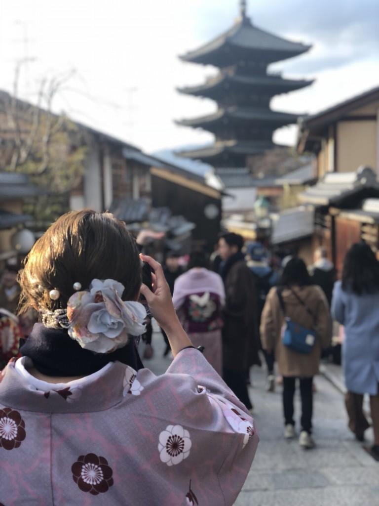 %のマーク❣アラビカ京都並んで来ましたぁ♪2018年2月11日10