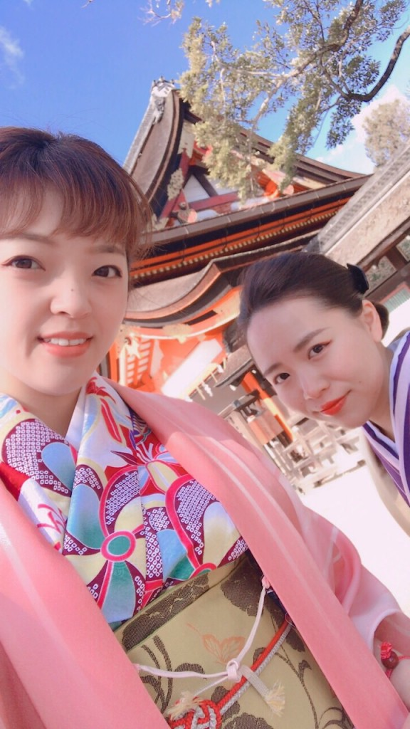 千葉から春休み中の大学生♪2018年2月12日1