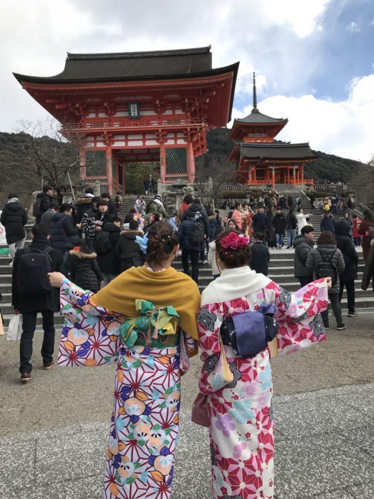 千葉から春休み中の大学生♪2018年2月12日8