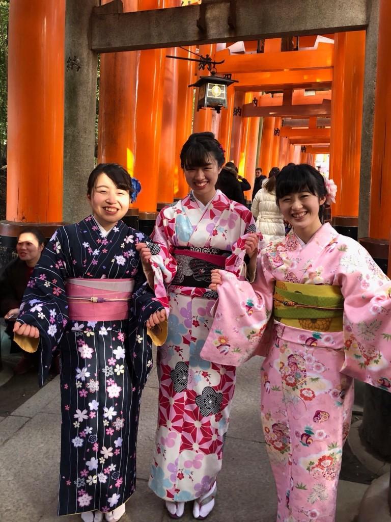 千葉から春休み中の大学生♪2018年2月12日11