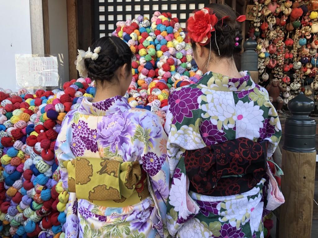 入試休み♪みんなで京都へ❣2018年2月14日3