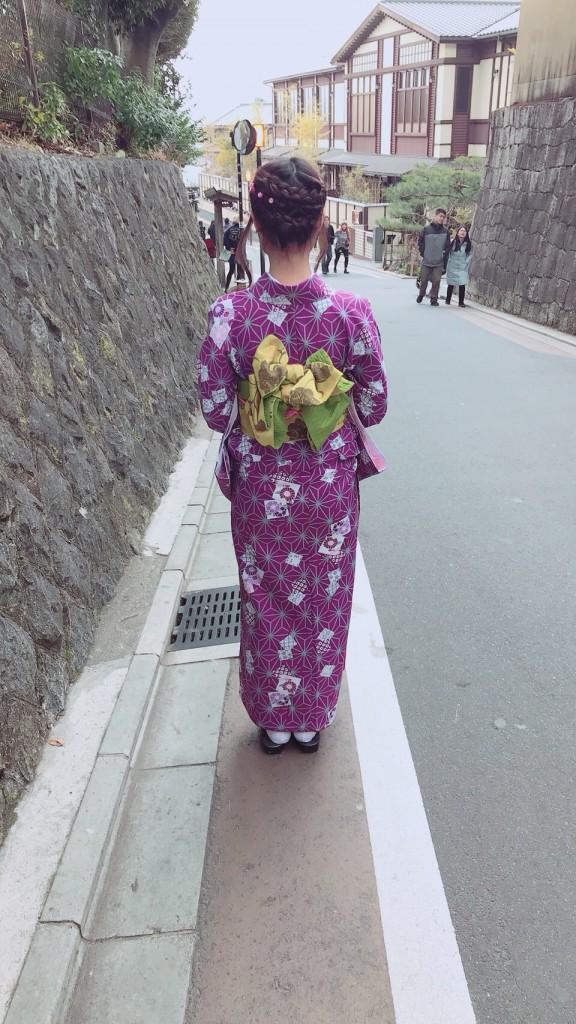 関東から卒業旅行の高校三年生♪2018年2月15日7