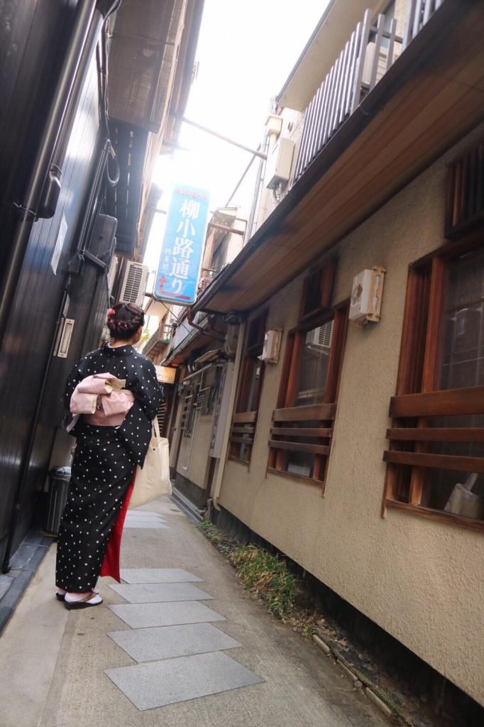 カップルでハート型窓の正寿院へ♡2018年2月25日2