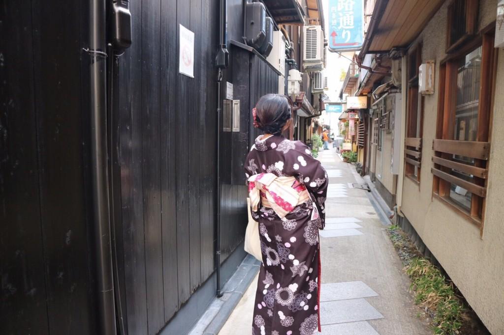 カップルでハート型窓の正寿院へ♡2018年2月25日3