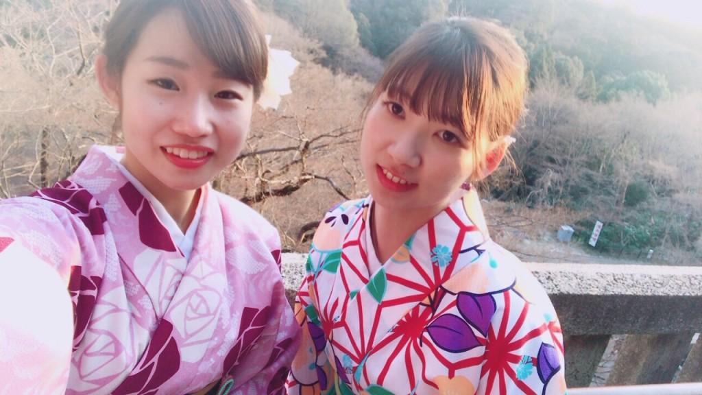 京都も暖かくなってきましたぁ♡2018年3月13日4