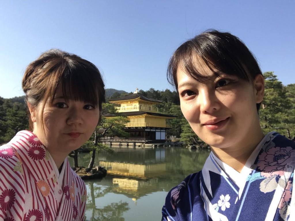 京都も暖かくなってきましたぁ♡2018年3月13日12
