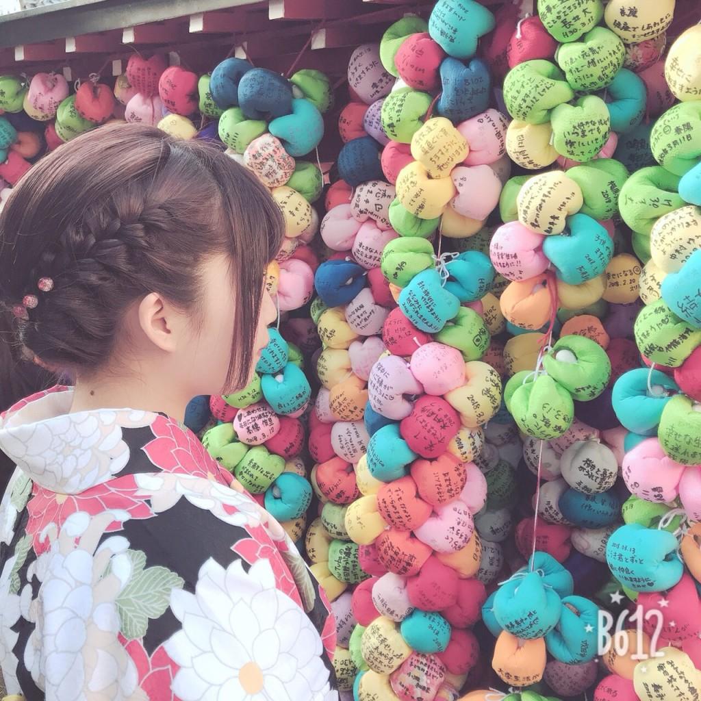 京都も暖かくなってきましたぁ♡2018年3月13日14
