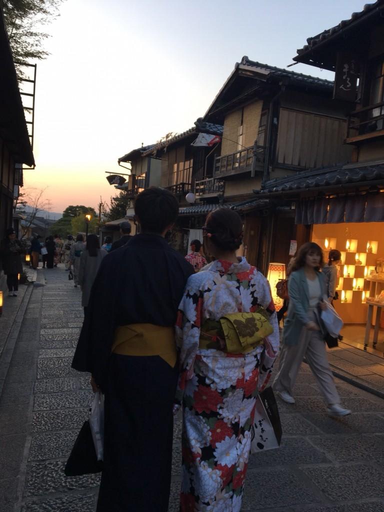 京都も暖かくなってきましたぁ♡2018年3月13日16