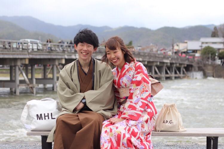 京都も本日、桜の開花宣言で~す❣2018年3月22日1