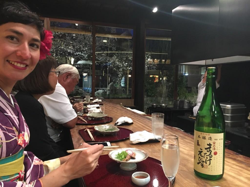二条城桜まつりライトアップ❣和装の方は入城無料2018年3月23日4