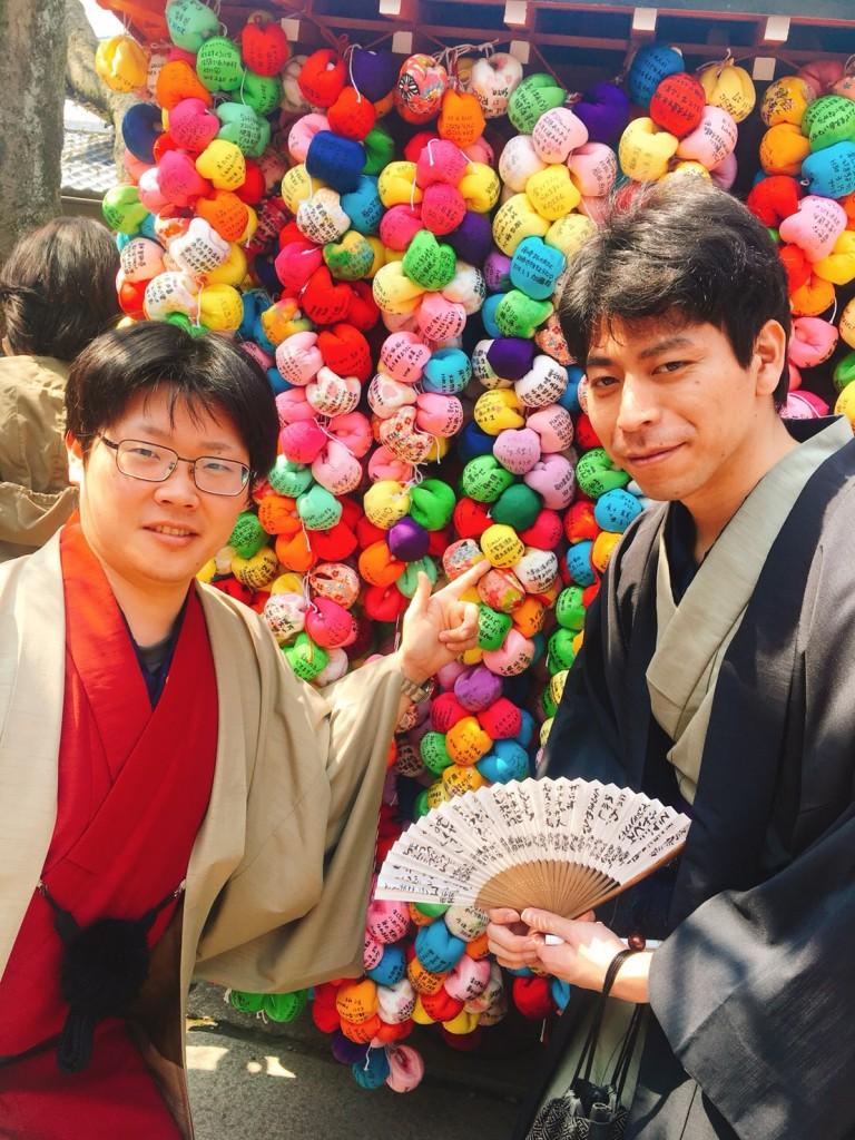 新しい地下鉄・バス一日乗車券で京都を満喫♪2018年3月25日6