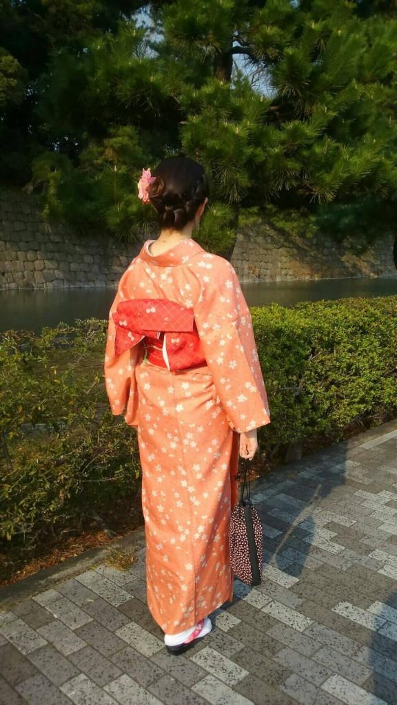 新しい地下鉄・バス一日乗車券で京都を満喫♪2018年3月25日7