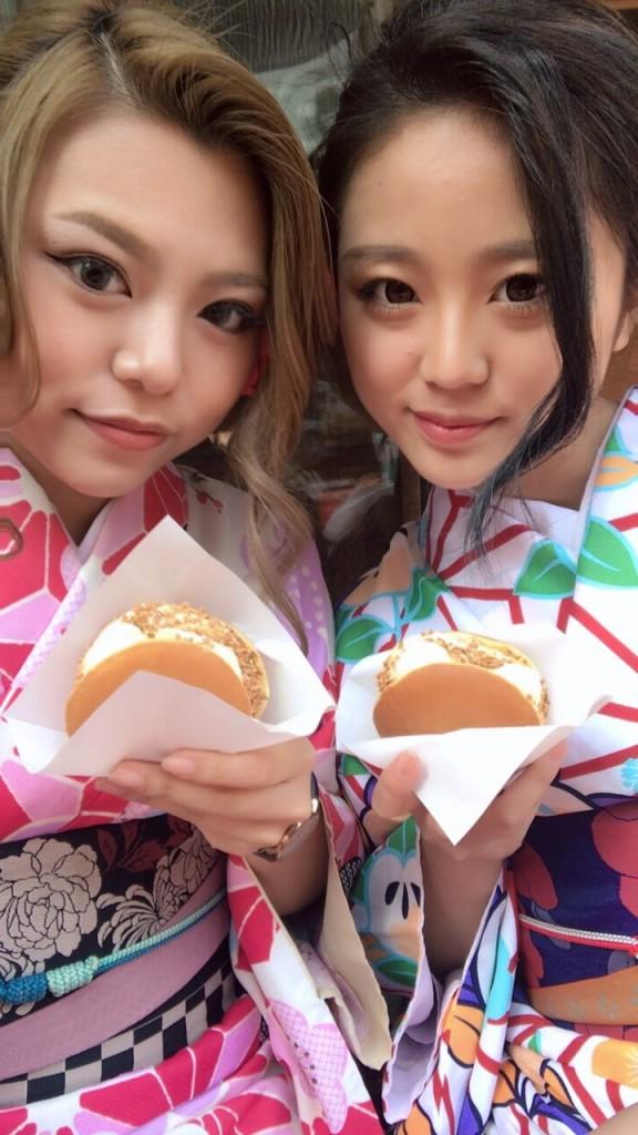 新しい地下鉄・バス一日乗車券で京都を満喫♪2018年3月25日14