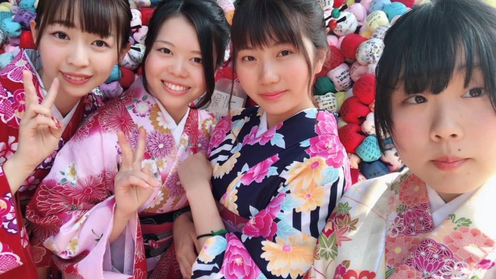 円山公園は桜満開です♡2018年3月27日1