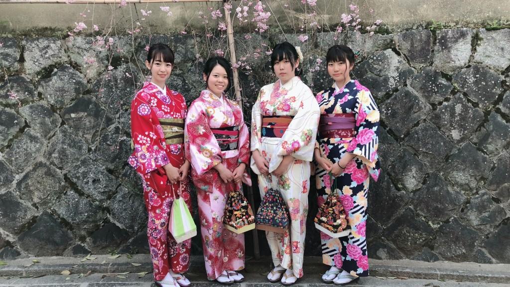 円山公園は桜満開です♡2018年3月27日2