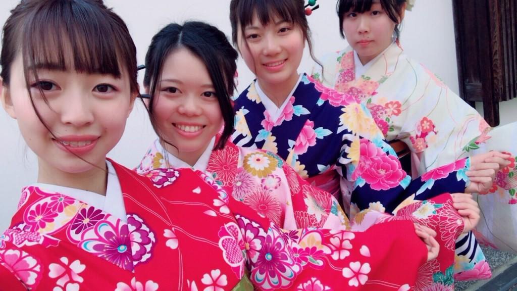 円山公園は桜満開です♡2018年3月27日3