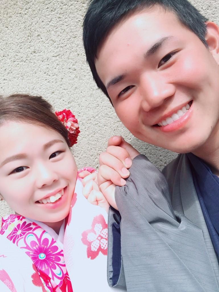 円山公園は桜満開です♡2018年3月27日5