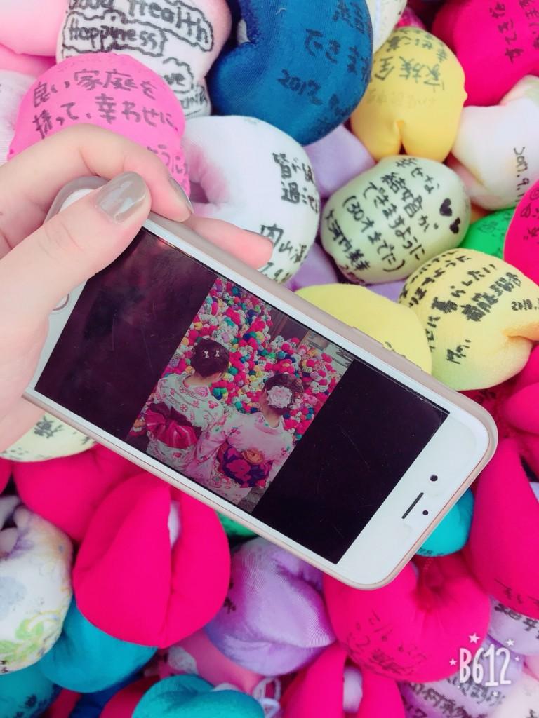 円山公園は桜満開です♡2018年3月27日14