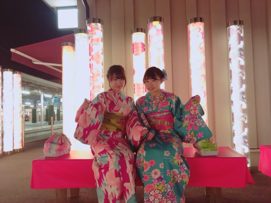 円山公園は桜満開です♡2018年3月27日25