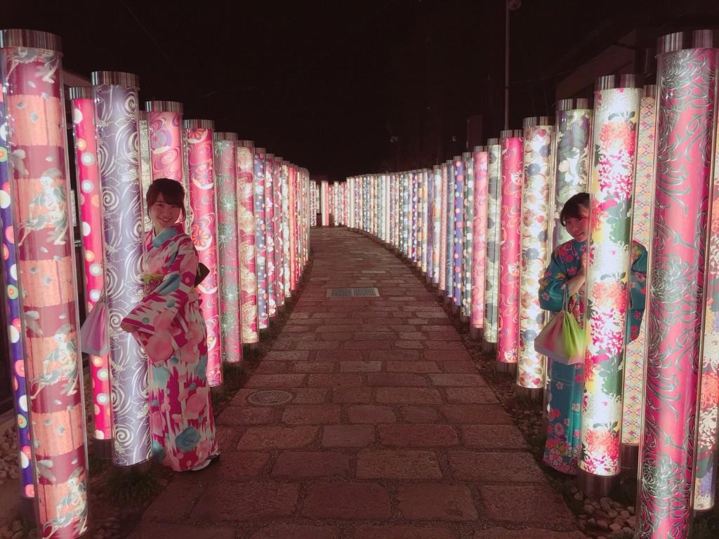 円山公園は桜満開です♡2018年3月27日26