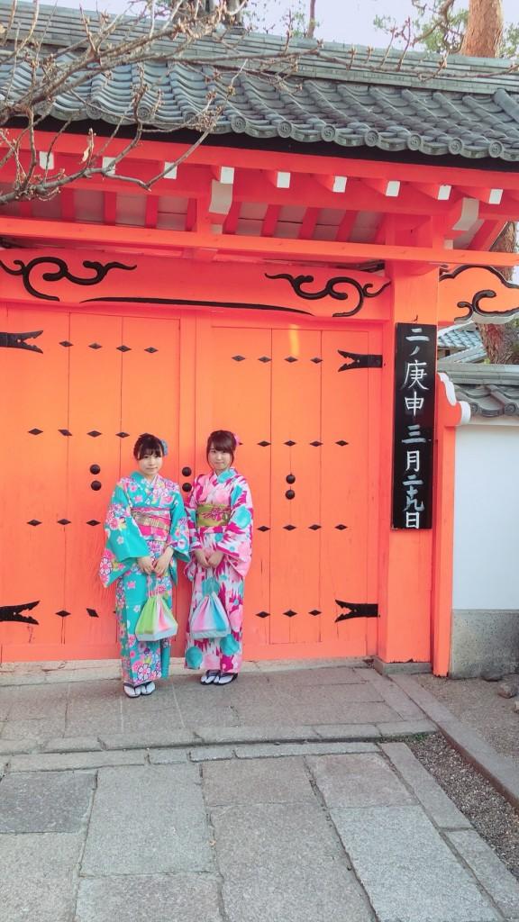 円山公園は桜満開です♡2018年3月27日27