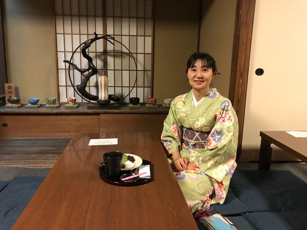 学生さん❣春休みに着物で京都の桜を満喫♪2018年3月28日30