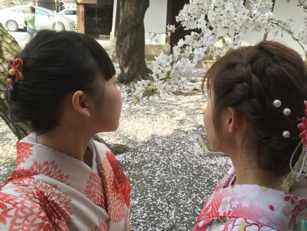 夜の八坂庚申堂2018年3月29日2