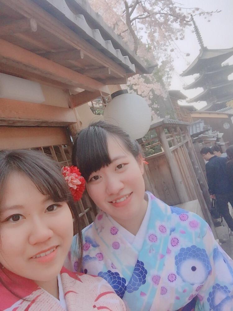 夜の八坂庚申堂2018年3月29日8