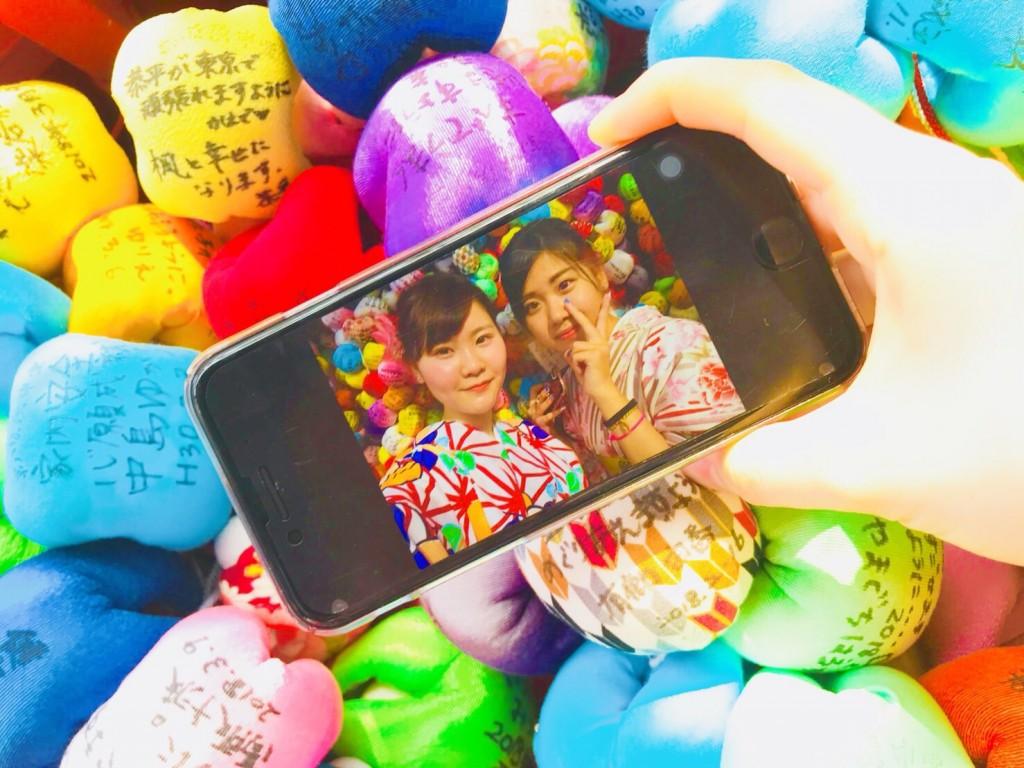 夜の八坂庚申堂2018年3月29日16