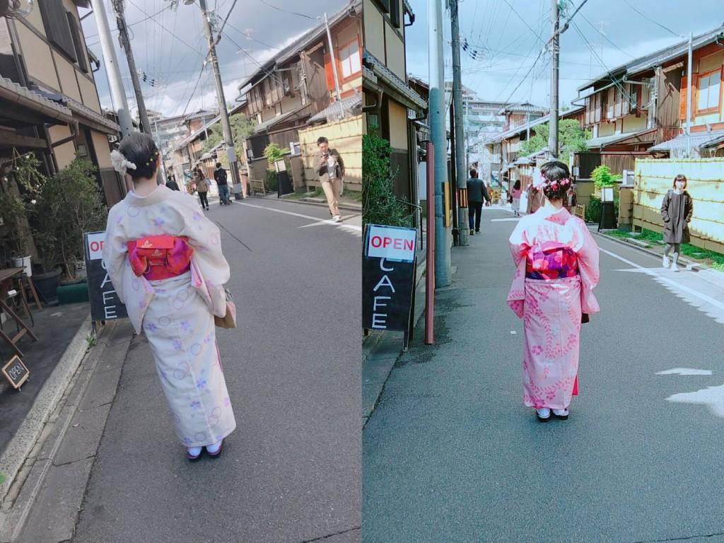 「ザ ソウドウ東山京都」でディナー❣2018年4月15日1
