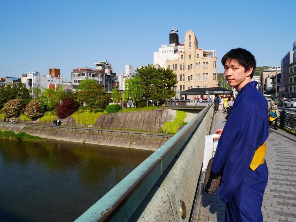 姉妹店浅草着物レンタル古都を複数回ご利用のお客様ご来店♡2018年4月28日10