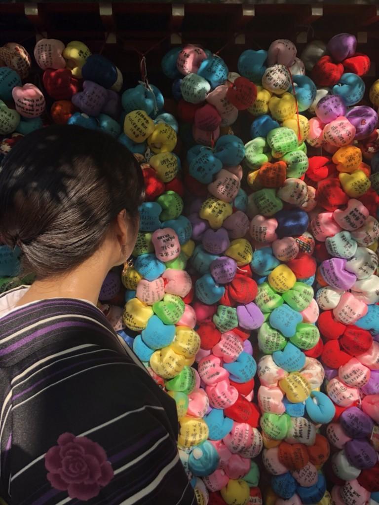 姉妹店浅草着物レンタル古都を複数回ご利用のお客様ご来店♡2018年4月28日14