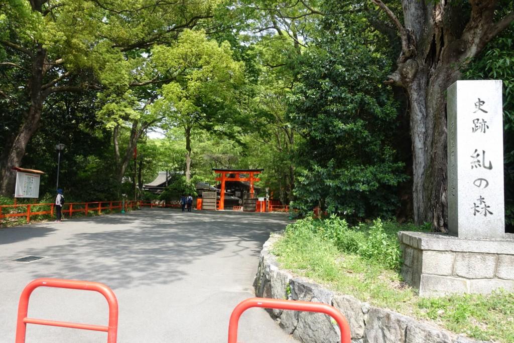 河合神社1