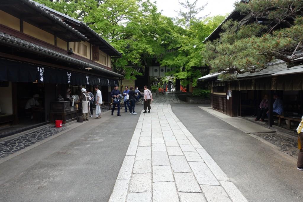 今宮神社で玉の輿♡7