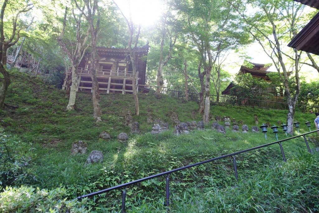 愛宕念仏寺(おたぎねんぶつじ)2
