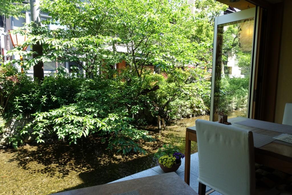 高瀬川カフェ「ひとこえ」4