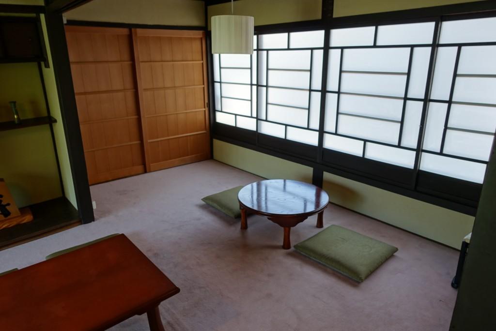 高瀬川カフェ「ひとこえ」6
