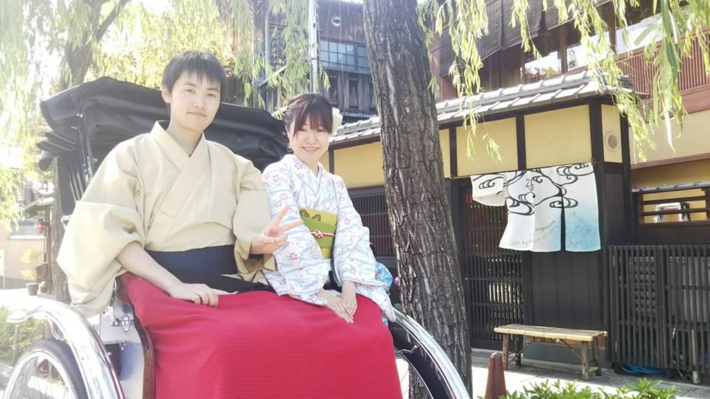 愛知からの修学旅行生(^^♪2018年5月25日13