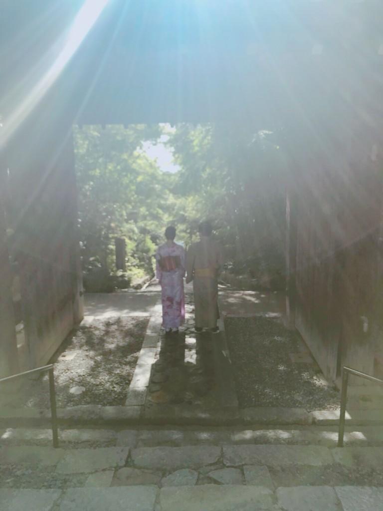 やっぱり大人気の八坂庚申堂❣2018年5月26日4