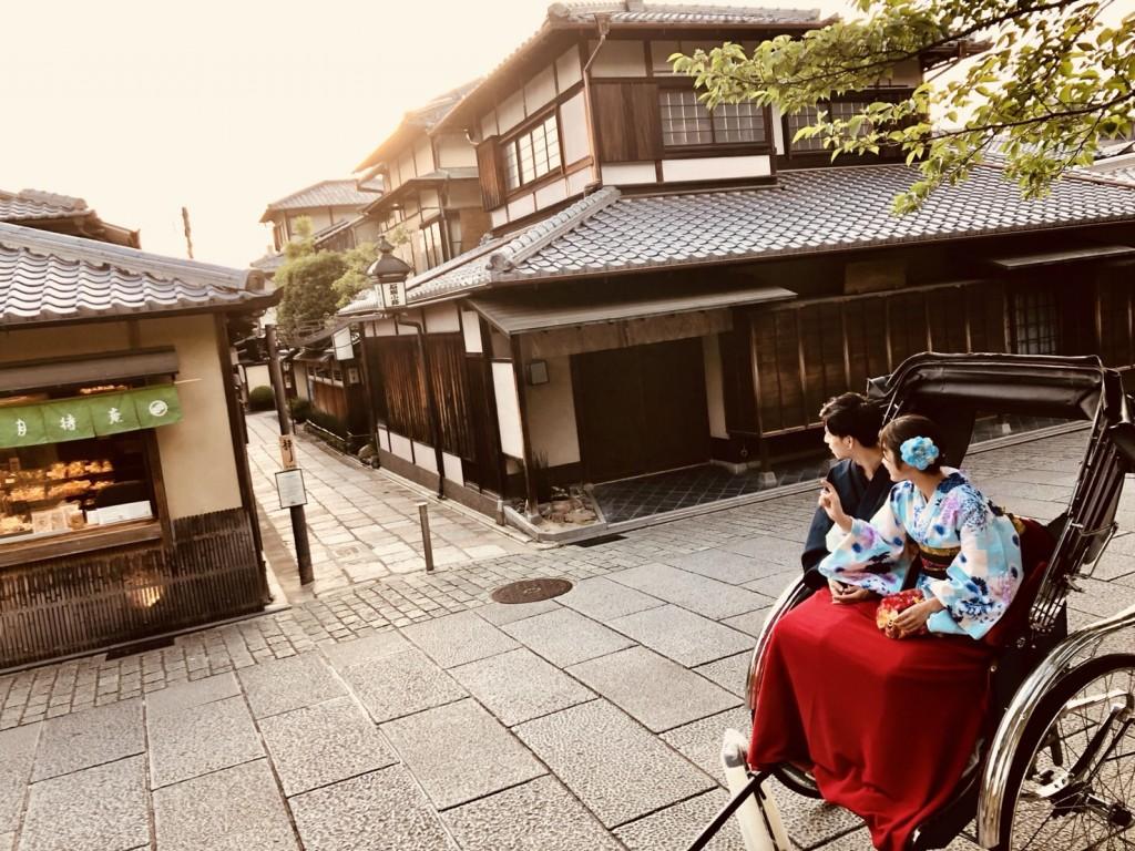 嵐山から祇園を観光(^^♪2018年5月27日3
