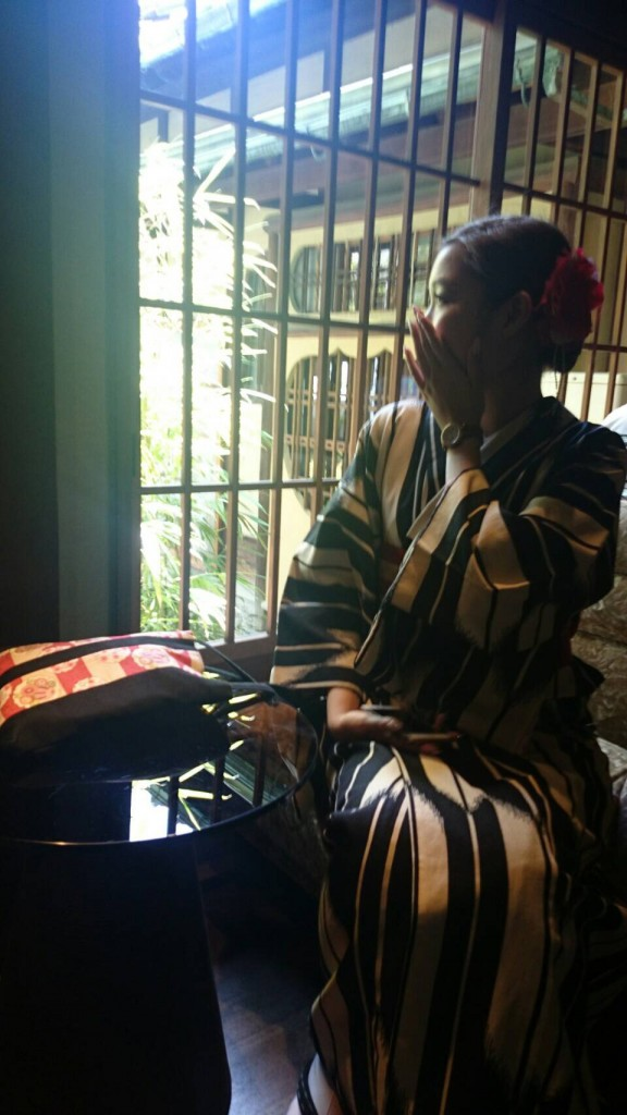 リピーター様❣フォーチュンガーデン京都でランチ♪2018年5月14日1