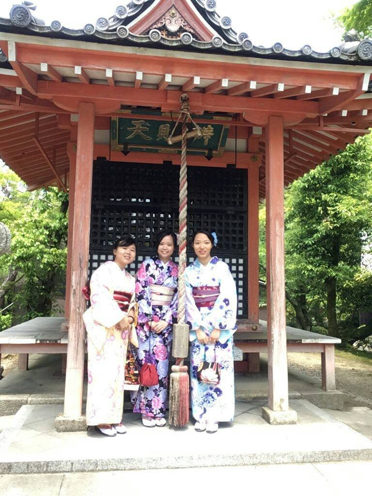 リピーター様❣フォーチュンガーデン京都でランチ♪2018年5月14日5