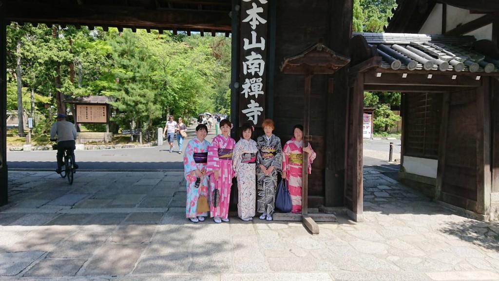 リピーター様❣フォーチュンガーデン京都でランチ♪2018年5月14日7