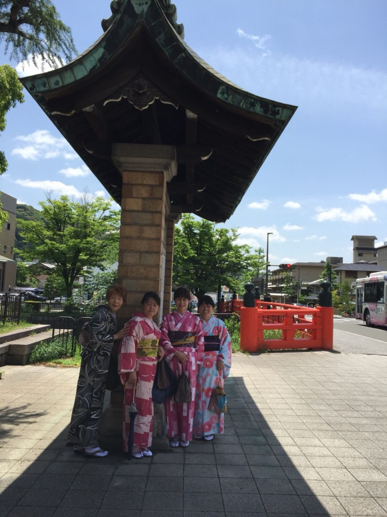 リピーター様❣フォーチュンガーデン京都でランチ♪2018年5月14日9