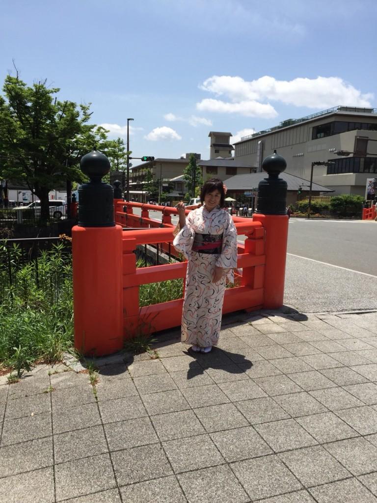 リピーター様❣フォーチュンガーデン京都でランチ♪2018年5月14日10