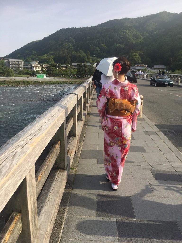 京都三大祭りの一つ「葵祭2018」2018年5月15日2